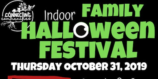 Indoor Family Friendly Halloween Festival