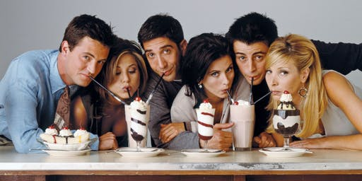 """Friends"" Trivia Brunch 2.0"