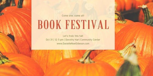 Book Festival and Fundraiser