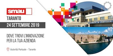 Smau Taranto 2019 biglietti