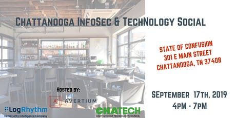 Chattanooga InfoSec & Technology Social tickets