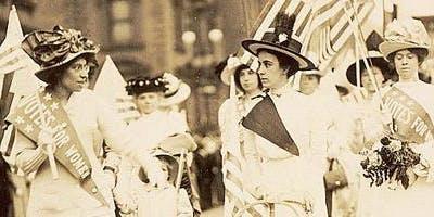 Suffragist Tea