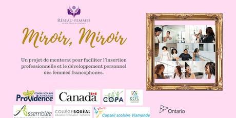 Miroir Miroir tickets