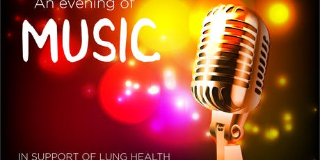 An evening of soft jazz & toe-tapping celtic music in support of lung health tickets