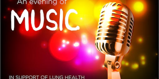 An evening of soft jazz & toe-tapping celtic music in support of lung health