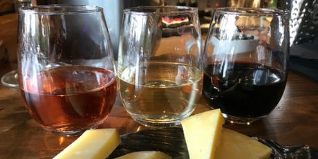 New World Sips: A Wine & Cheese Tasting tickets