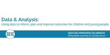 SEIC In Service Day Data and Analysis: Using data to inform, plan and improve outcomes for children and young people tickets
