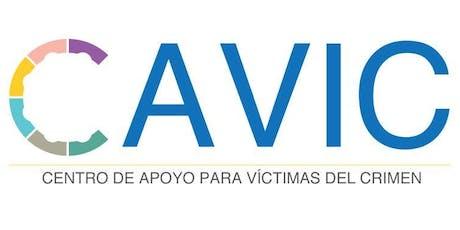 1er Simposio del CAVIC: Un enfoque vicario a la violencia de género entradas