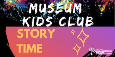 PGAAMCC Museum Kids Club: Story Time! tickets