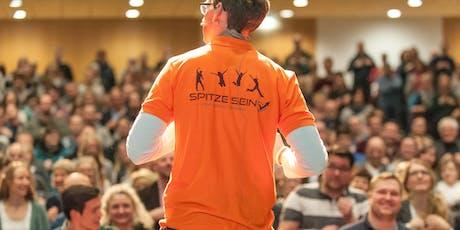 SpitzeSein, wenn's drauf ankommt - das 2-Tages-Seminar - Flensburg Tickets
