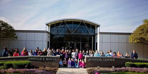 "8th Annual ""Girls In Aviation Day"""
