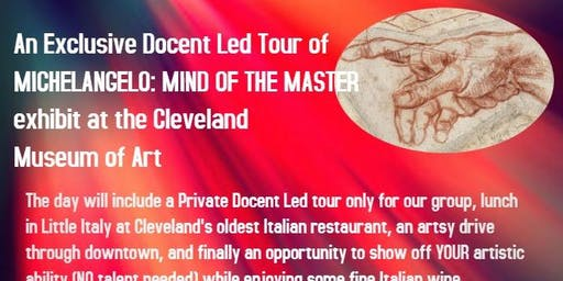 Eat Meet and Create With The Italian Masters