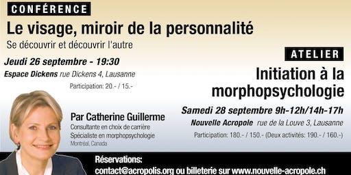 LA MORPHOPSYCHOLOGIE: Le visage, miroir de la personnalité.