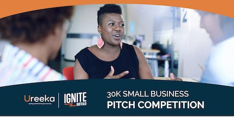 Ureeka Small Business Pitch Competition tickets