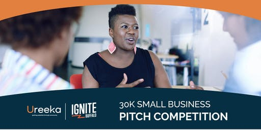 Ureeka Small Business Pitch Competition
