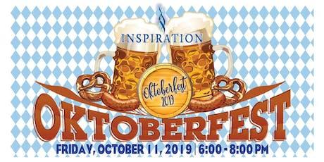 4th Annual Oktoberfest in Inspiration tickets