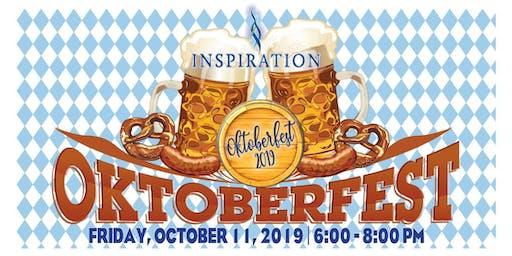 4th Annual Oktoberfest in Inspiration