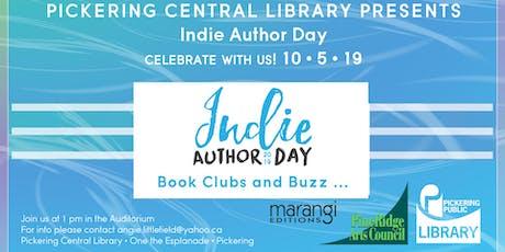 Indie Author Day Pickering tickets