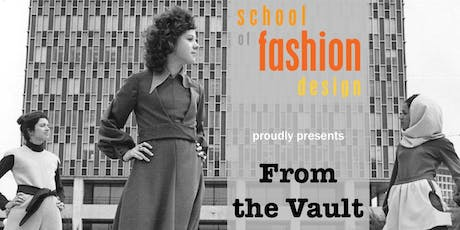 From the Vault - Vintage Fashion Show tickets