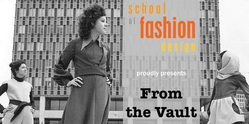From the Vault - Vintage Fashion Show
