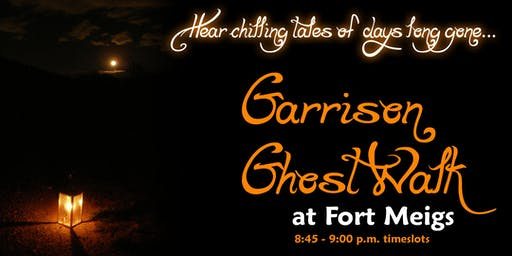 Garrison Ghost Walk (Adults only | 8:45-9:00)