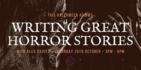 Writing Great Horror Stories tickets