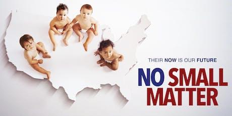 Film Screening: No Small Matter tickets