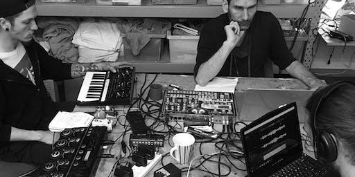 The Cummings Twins - Sound Jam - London Design Festival