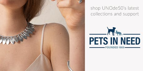 UNOde50 X Pets In Need tickets