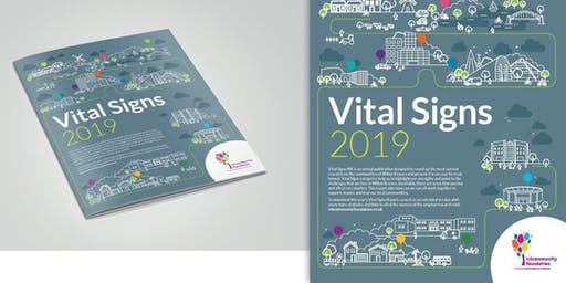 Vital Signs Launch 2019