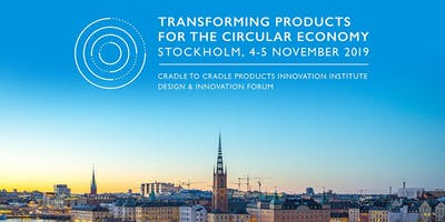 Design & Innovation Forum: Transforming Products for the Circular Economy