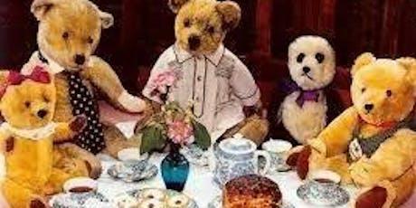 Christmas Teddy Bear Tea tickets
