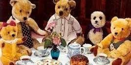 Christmas Teddy Bear Tea