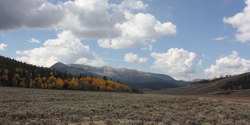 Sheep Gulch River Access Trail - National Public Lands Day Celebration