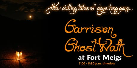 Garrison Ghost Walk (All Ages | 7:00-8:30) tickets