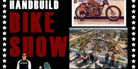Handbuild Bike Show 2019 tickets