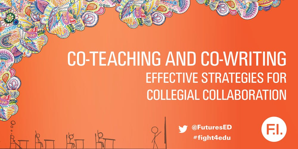 Co-Teaching & Co-Writing: Effective Strategies for Collegial