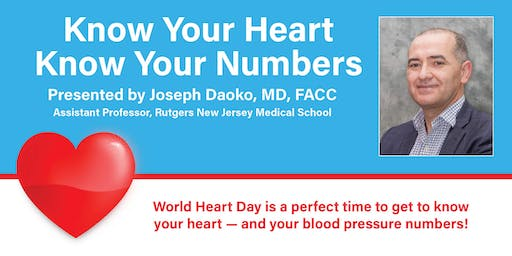 Know Your Heart Know Your Numbers