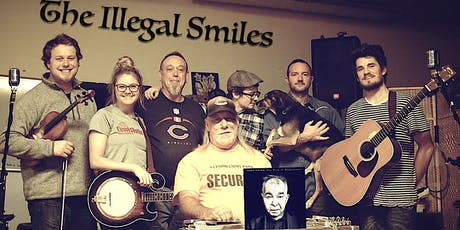 The Music of John Prine by The Illegal Smiles tickets