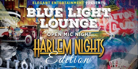 Harlem Nights Open Mic Night tickets