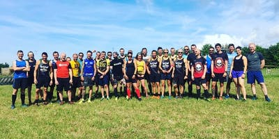 2020 TEAM U.K European OCR Championships Prep Training Day