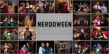 Nerd-O-Ween X 2019 tickets