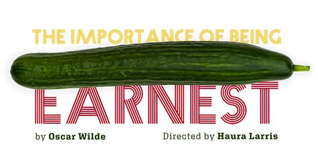 Studio Brunel Presents: The Importance of Being Earnest tickets