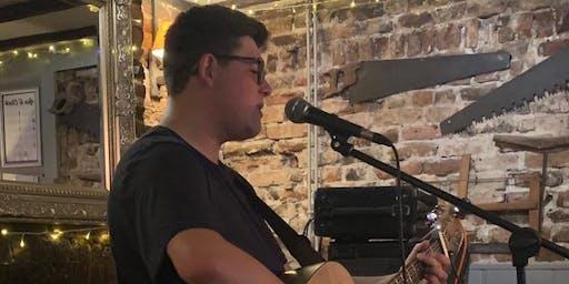 Jordan Ravenhill Live