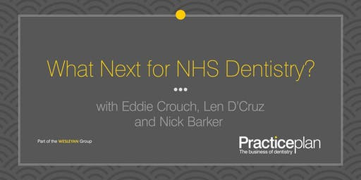 What Next for NHS Dentistry? - Chelmsford