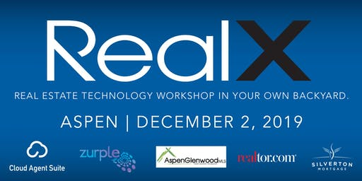 REALx Workshop Aspen powered by Xplode Conference