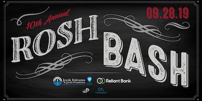 Rosh Bash 2019- 10th Annual Celebration