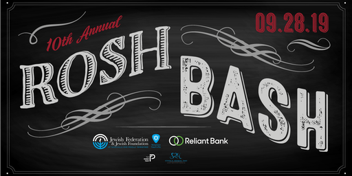 Rosh Bash 2019- 10th Annual Celebration