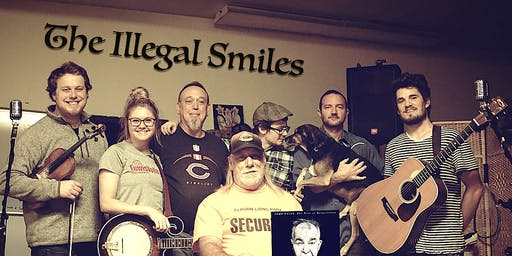 The Music of John Prine by The Illegal Smiles @ SPACE