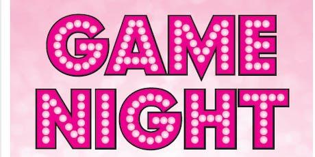 Gibbs Breast Cancer Survivor Game Night tickets